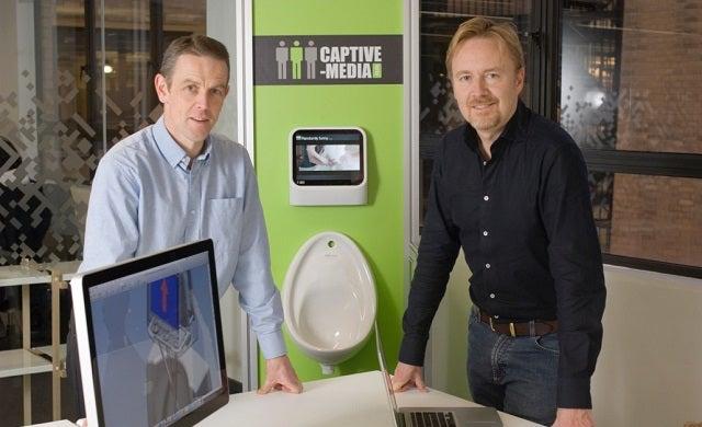 Captive Media Startups 100 2015