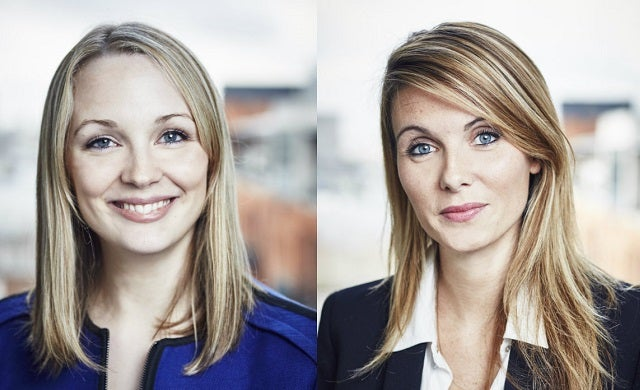 Digital Radish Lorna Charlish and Renaye Edwards Startups 100 2015