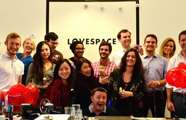 The LOVESPACE team