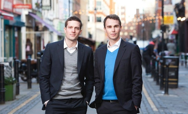 Lending Works: Nicholas Harding and Matthew Powell