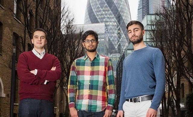 Onfido Husayn Kassai Ruhul Amin Eamon Jubbawy Startups 100 2015