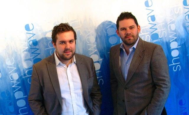 Shopwave: Ben Brown and Julian Polzella