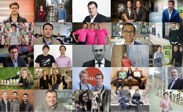 Startups 100 2015: Meet the UK's brightest businesses set to scale