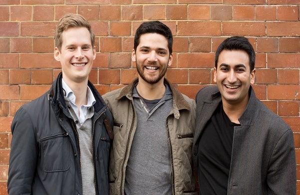 StreetHub Startups 100 2015