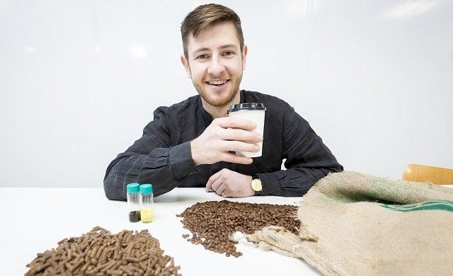 bio-bean Arthur Kay Startups 100 2015