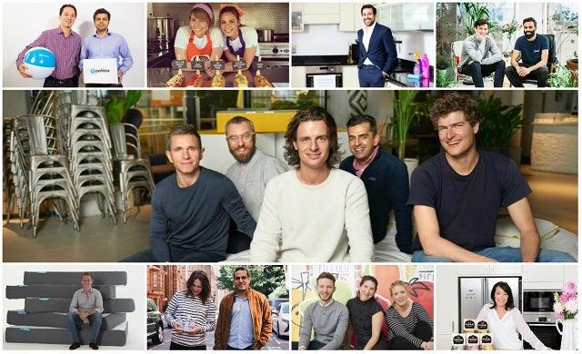 Startups 100 2017