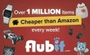 Flubit one million items cheaper than Amazon every week