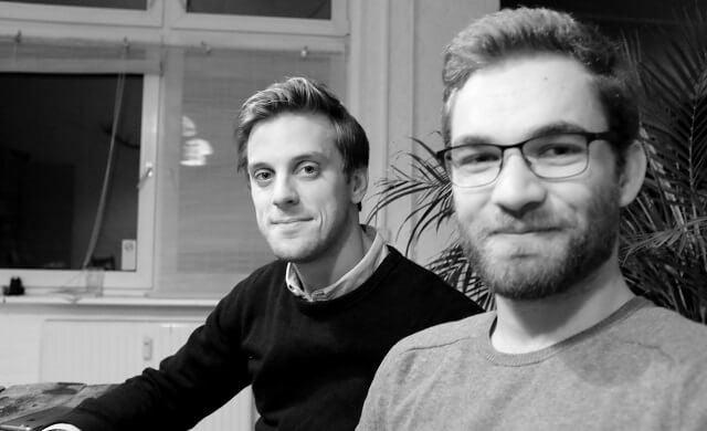 Perlego-founders