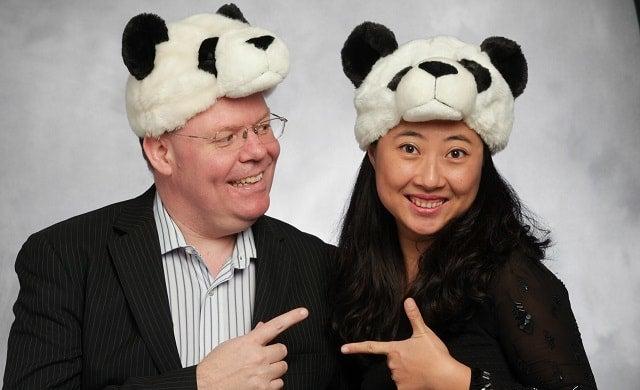 58. The Cheeky Panda