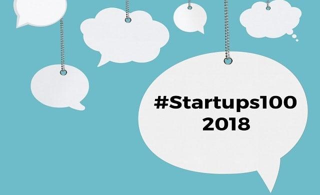 #Startups 100 2018