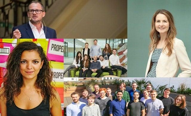 Startups 100 alumni