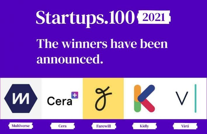 startups100