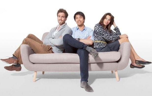 Ning Li, Chloè Macintosh and Julien Callède: Made.com