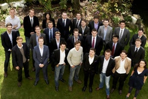 Growing Business Young Guns 2011