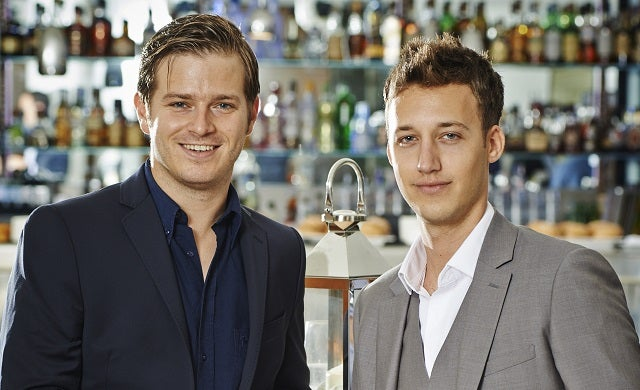 Captify Media: Dominic Joseph and Adam Ludwin (Growing Business Young Guns 2013)