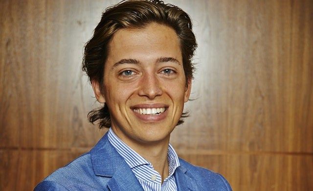 Fluidata: Piers Daniell (Growing Business Young Guns 2013)