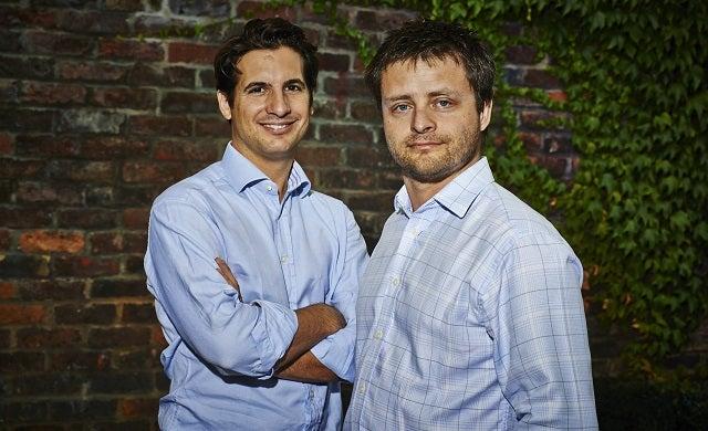 Iwoca: Christoph Rieche and James Dear (Growing Business Young Guns 2013)