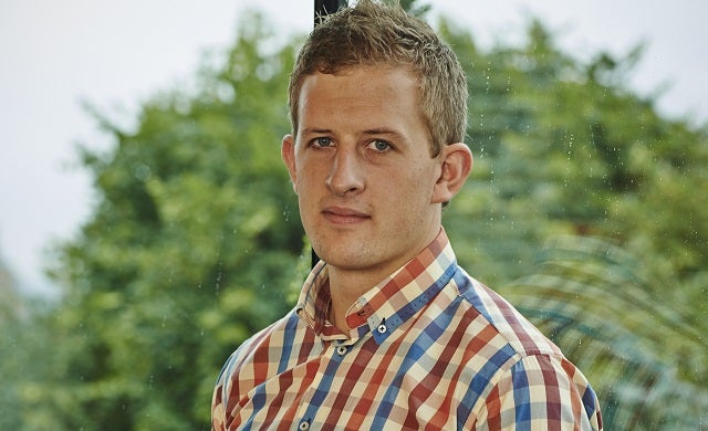 Roaming Roosters: Simon Mellin (Growing Business Young Guns 2013)