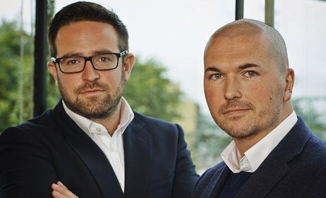 Stepladder: Ben Richardson and Will Pepperrell (Growing Business Young Guns 2013)