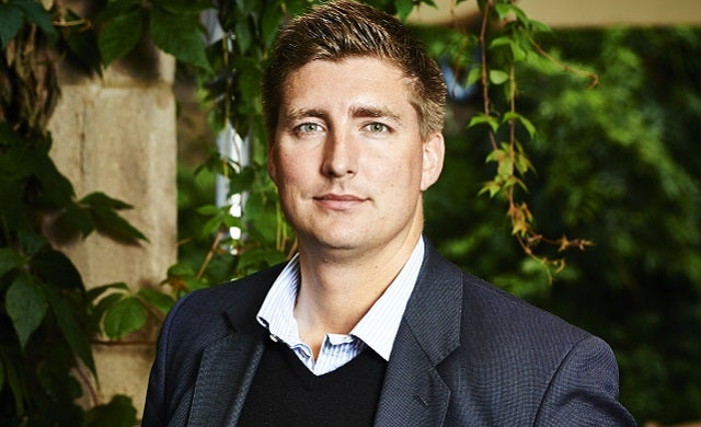 Your Golf Travel: Ross Marshall (Growing Business Young Guns 2013)