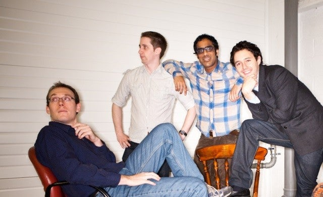 Mixcloud: Mat Clayton, Sam Cooke, Nikhil Shah and Nico Perez (Growing Business Young Guns 2013)