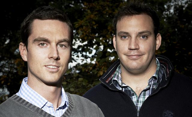 Mydestination.com: James Street and Neil Waller (Growing Business Young Guns 2012)