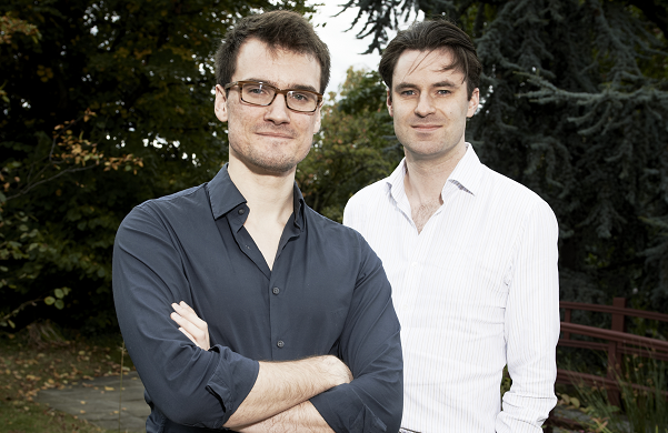 onefinestay: Greg Marsh and Tim Davey (Growing Business Young Guns 2012)