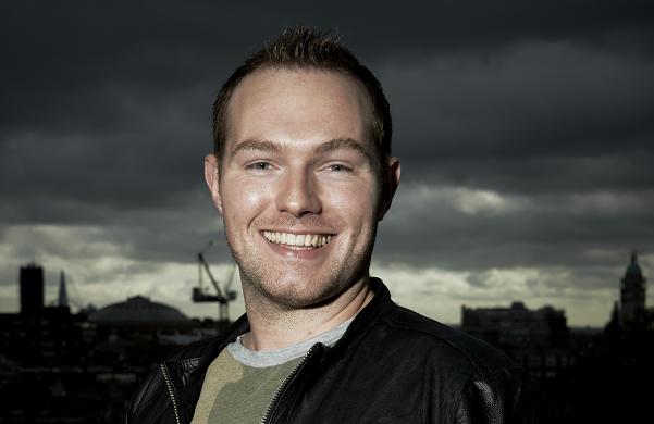 SUMO Drinks: Richard Baister (Growing Business Young Guns 2012)