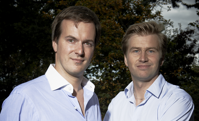 TransferWise: Taavet Hinrikus and Kristo Käärmann (Growing Business Young Guns 2012)