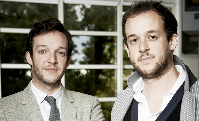 Wolf & Badger: George Graham and Henry Graham (Growing Business Young Guns 2012)
