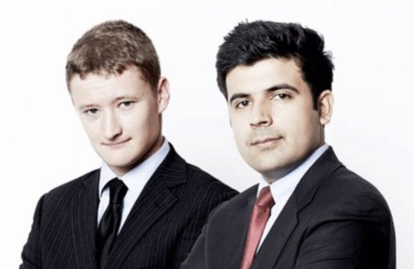 BBOXX: Christopher Baker-Brian and Mansoor Mohammad Hamayun (Growing Business Young Guns 2011)