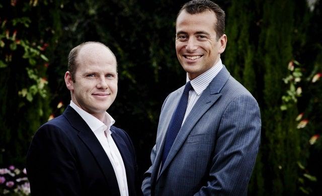 Daniel Callaghan and Adam Riccoboni: MBA & Company