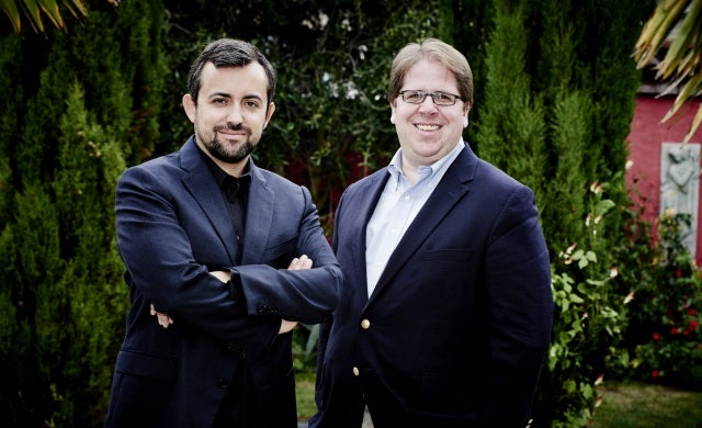 Jeff Lynn and Carlos Silva: Seedrs
