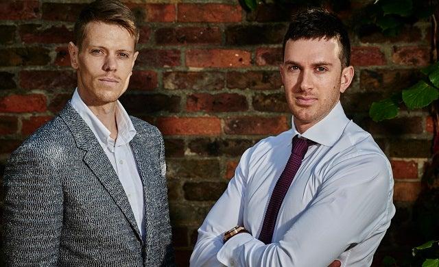 Adam Rossiter and Elliot Dawes: BULK POWDERS