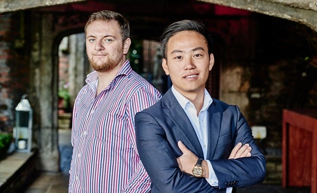 Five to watch: Jack Tang and Giles Williams, Urban Massage