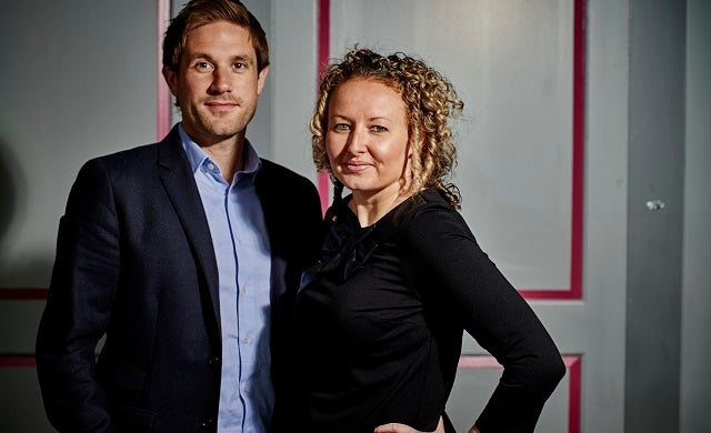 Simon Swan and Sara Jones: Hiring-Hub