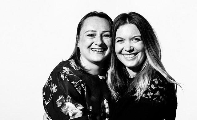 Jemma Fennings and Lesa Bennett: Olivia Burton