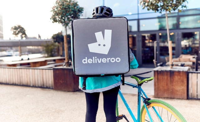 On-demand food delivery firm Deliveroo opens 100th UK location