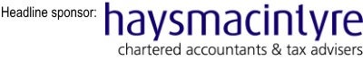 Haysmacintyre Startups.co.uk Young Guns Sponsor logo