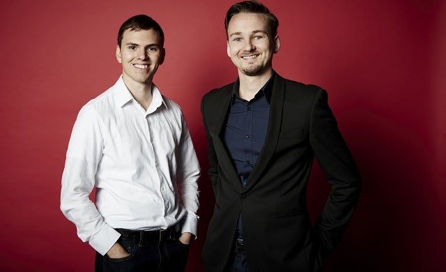 Andrew Jervis and Felix Kenton of ClickMechanic