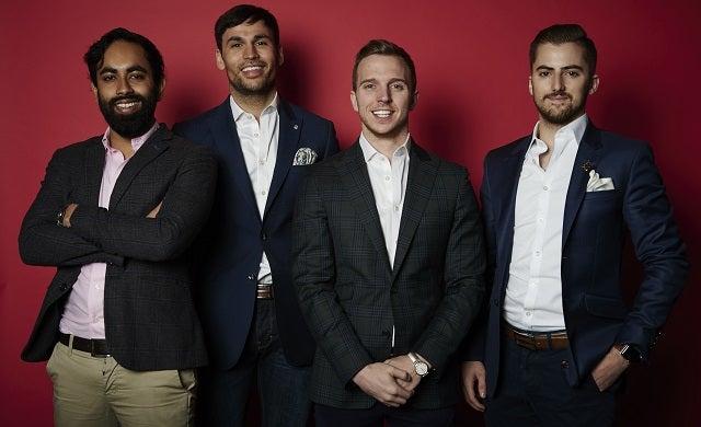 Fin O'Kane, Omar Habbal, Ben Buffone, and Ari Ratnakumar: Wiser