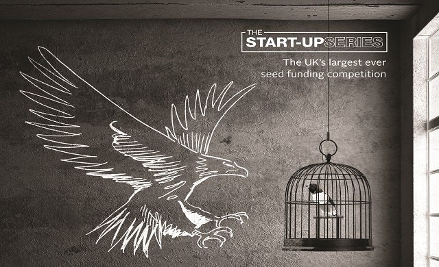 Enter the UK's largest monthly seed funding competition and win £150,000