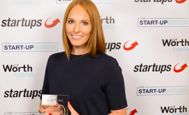 """Winning £150,000 from the Start-Up Series sets the wheels in motion for my business"""