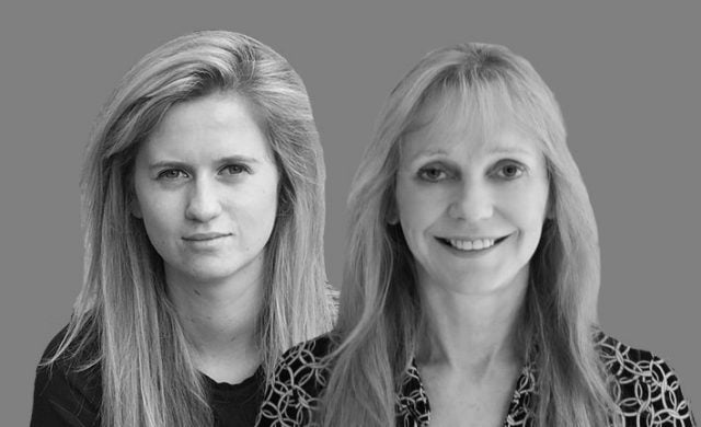 MYZA co-founders Helen Collins and Olivia Collins