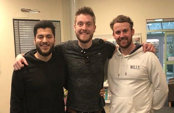 Tradesmart founders