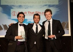 Young Entrepreneur of the Year 2010