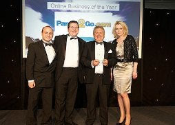 Online Business of the Year 2010